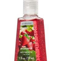 Fresh Strawberries PocketBac Sanitizing Hand Gel   - Anti-Bacterial - Bath & Body Works