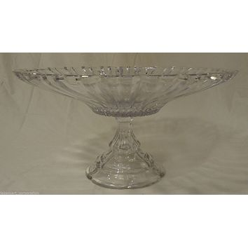 Fifth Avenue Crystal LTD Serving Dish 15in x 8in
