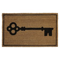 "Threshold™ Upstate Key Doormat - Natural (1'6""x2'6"")"