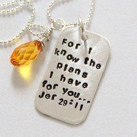 Religious Graduation Gift, Religious Jeremiah Quote, For I Know the Plans I Have For you Quote, Bible Quote,Religious, Confirmation
