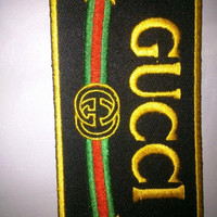 Gucci Inspired Patch