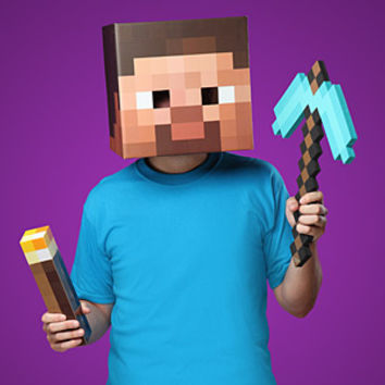 Minecraft Steve Bundle