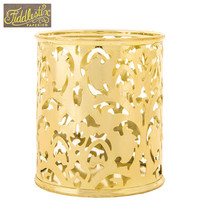 Gold Swirl Metal Pencil Holder | Hobby Lobby | 1191022