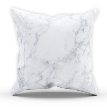 Marble Cushion Print Fashion Decor Home Interior