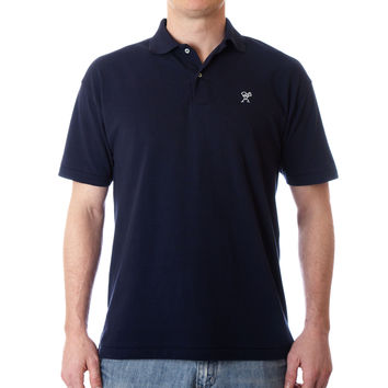 READY POLO - Navy