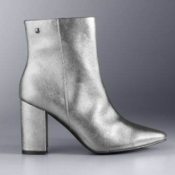 Simply Vera Vera Wang 10th Anniversary Venice Women's Ankle Boots | null