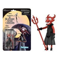 Nightmare Before Christmas Devil ReAction Action Figure