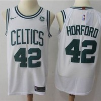 Best Sale Online Nike NBA Basketball Jersey Boston Celtics # 42 Al Horford White
