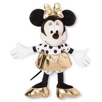 "Minnie Mouse Minnie Mouse® Rock The Dots Pillow Buddy - 12""X16"" - Multicolor"