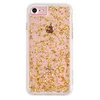 Gold Flakes Dual iPhone Case