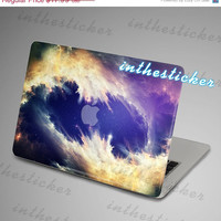 ON SALE macbook decal, Air or Ipad Stickers Macbook Decals Apple Decal for Macbook Pro / mac cover