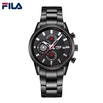 FILA Chronograph 3-Timer Watch