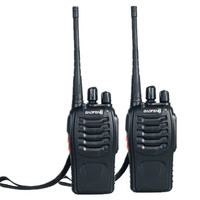 2 PCS Baofeng BF-888S Walkie Talkie  Two-Way Radio