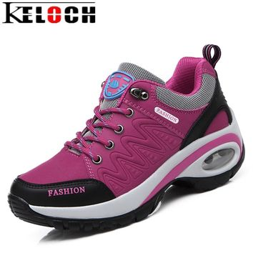 Keloch Summer Women Hiking Shoes Outdoor Breathable Climbing Cam fc574562893a
