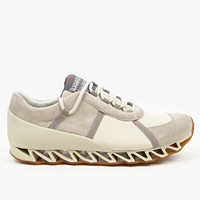 Bernhard Willhelm x Camper Together Mens White Low Sneakers