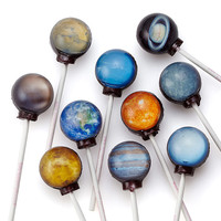 Planet Lollipops | handmade candy