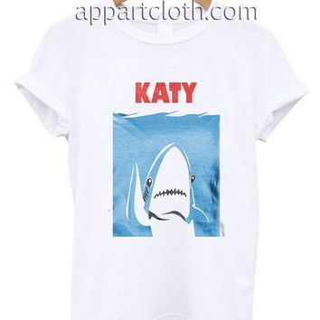 Katy Perry's Shark Funny Shirts, Funny America Shirts