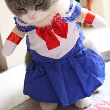 [10 Years] Sailor Moon Cat Costume