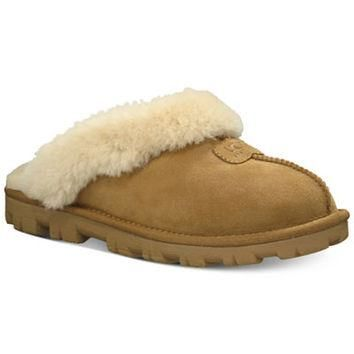 UGG? Coquette Slide Slippers - UGG? - Shoes - Macy's