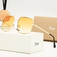 DIOR Fashion New Polarize Women Sun Protection Glasses Eyeglasses