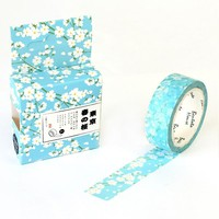 The Tokyo Spring Flowers Animals Decorative Washi Tape DIY Scrapbooking Masking Tape School Office Supply