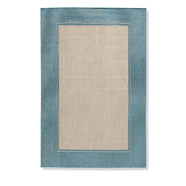 Classic Border Outdoor Rug From Grandin Road Home Goods