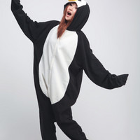 New Penguin Animal Adult Japanese Kigurumi Onesuit
