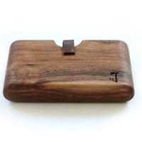 Wood Wallet By Slim Timber - $45 | The Gadget Flow