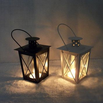 Candle Holder Stand Light
