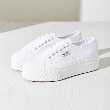 Superga Up + Down Platform Sneaker-