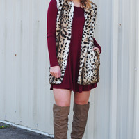 Wild At Heart Vest: Multi