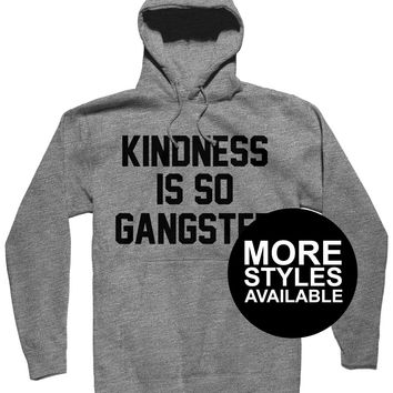 Kindness Is So Gangster, Graphic Shirt