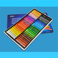50pc/set Oil Pastels Set Student Stationery School Drawing Pen Supplies 50 Color crayons canetinhas boya kalemi stylo boligrafos