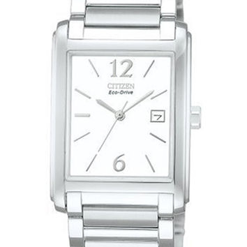 Citizen BW0170-59A Men's Stainless Steel Eco-Drive Watch