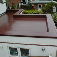 Flat Roofing - Ann Arbor Roofing Services