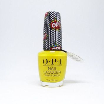 OPI Nail Polish NL P48 Hate To Burst Your Bubble 0.5 oz