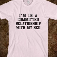 I'M IN A COMMITTED RELATIONSHIP