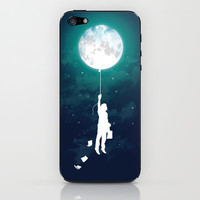 Burn the midnight oil  iPhone & iPod Skin by Budi Satria Kwan | Society6