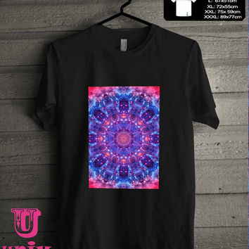 blue pink tie dye T-Shirt for man shirt, woman shirt **