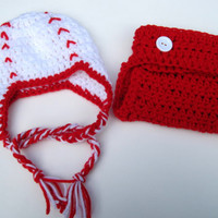 Diaper Cover and Hat  Baseball Hat Diaper Cover by Monarchdancer
