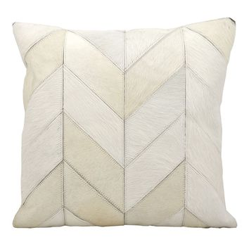 Kathy Ireland by Nourison White 20-inch Accent Throw Pillow | Overstock.com Shopping - The Best Deals on Throw Pillows