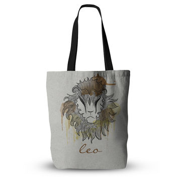 "Belinda Gillies ""Leo"" Everything Tote Bag"