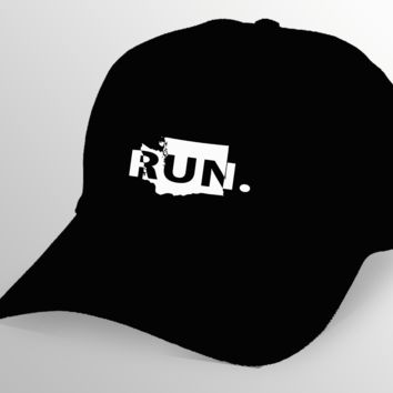 Washington RUN. Cap