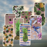Lonely Pineapple Printed iPhone 7 7Lonely Pineapple Printed iPhone 7 7Plus & iPhone se 5s 6 6 Plus Case Cover +Gift Box-86Plus & iPhone se 5s 6 6 Plus Case Cover +Gift Box-86