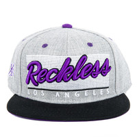 Young and Reckless VINTAGE- HTR/PURP