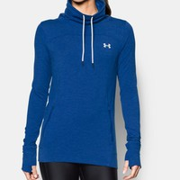 Women's UA Featherweight Fleece Slouchy Popover | Under Armour US