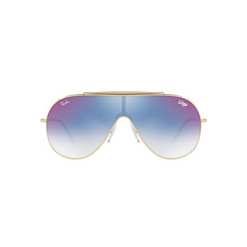 NEW SUNGLASSES RAY-BAN RB3597 in Gold