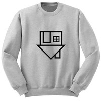the neighbourhood sweater Gray Sweatshirt Crewneck Men or Women for Unisex Size with variant colour