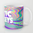 Psychedelic Arctic Monkeys Logo Mug by Julia | Society6