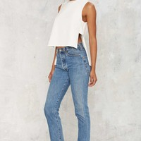 Any Way You Slice It Asymmetric Top